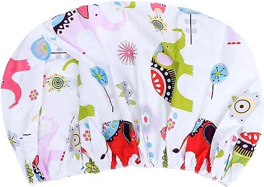 Vosarea Sábanas para colchón de Cuna Sábanas de Cama de bebé de reemplazo de Funda de Almohadilla Transpirable de algodón para niñas: Amazon.es: Hogar