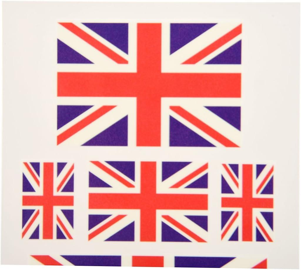 Angleterre PartyErasers or estamp/é autocollants