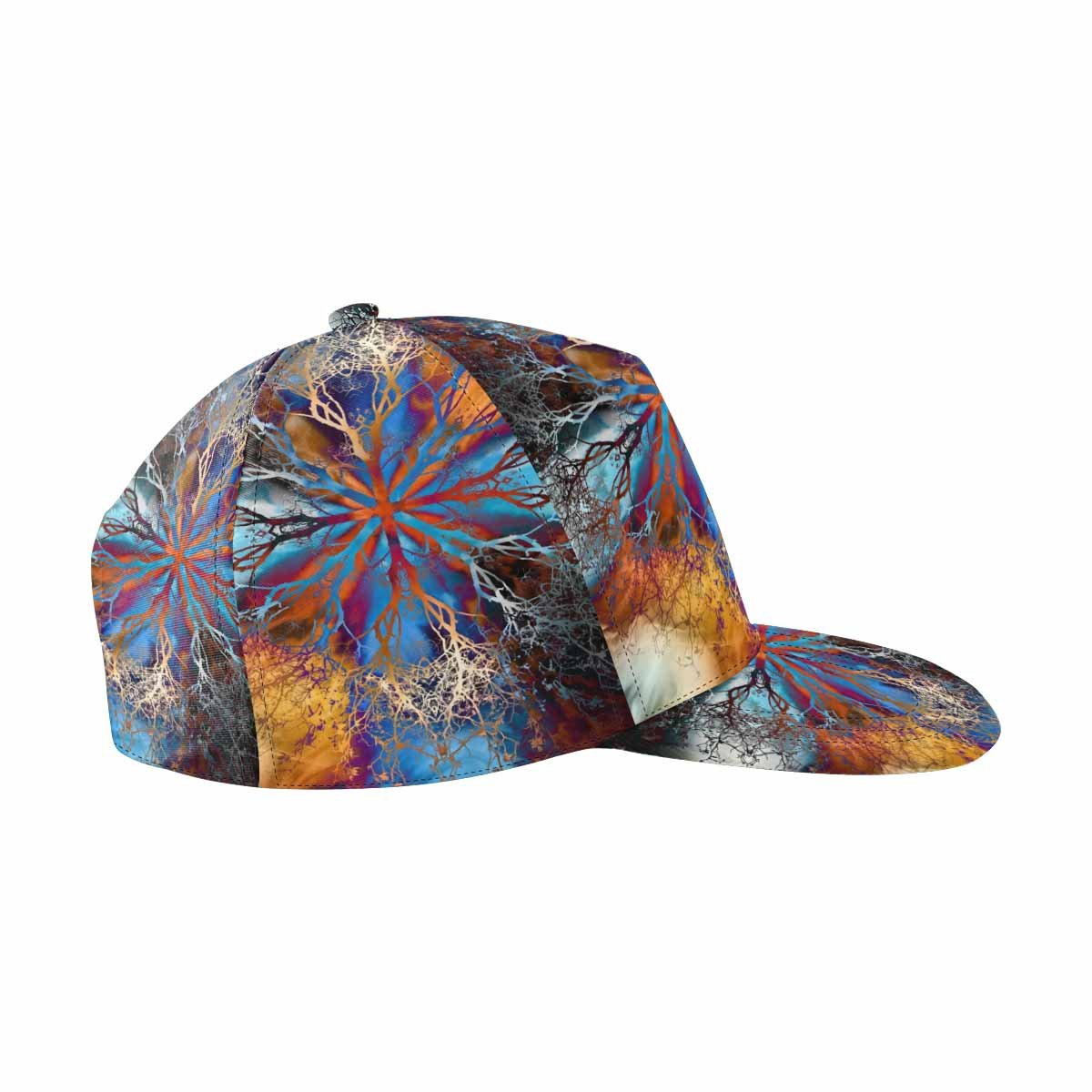 InterestPrint Outdoor Sport Trucker Cap Hats for Men and Women