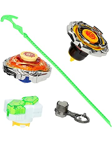 Infinity Nado Set 2 Split-Peonzas Warriors y Flame (ColorBaby 85255)