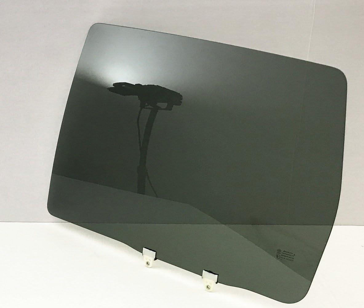 NAGD Compatible with 2007-2013 Mitsubishi Outlander 4 Door SUV Driver Side Left Rear Door Window Glass