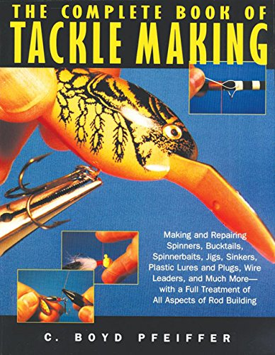 Falcon Tackle (The Complete Book of Tackle Making)