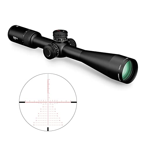 Vortex Optics Viper PST Gen II 5-25x50 FFP Riflescope EBR-7C MRAD