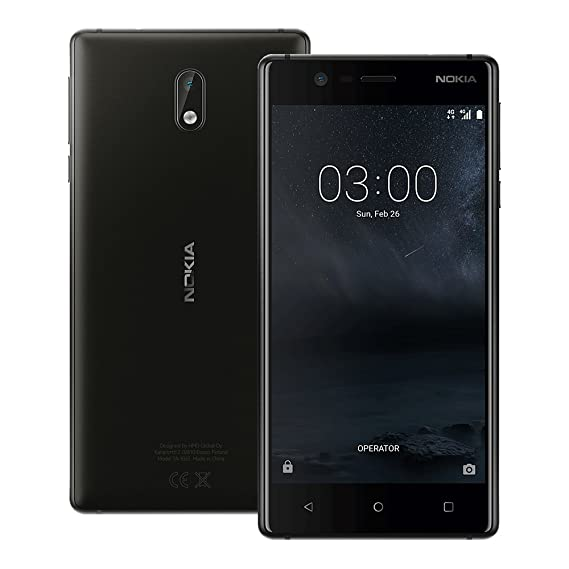 d84ae95aa50 Image Unavailable. Image not available for. Color  Nokia 3 ...