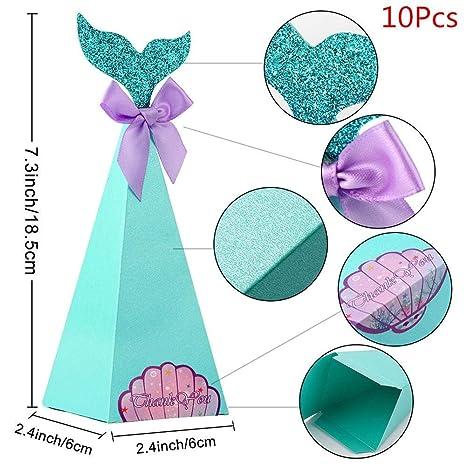 Amazon.com: Xiaogongju - Caja de regalo de papel para baby ...