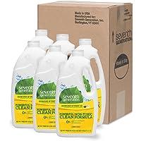 6-Pack Seventh Generation 42-Oz Dishwasher Detergent Gel Soap