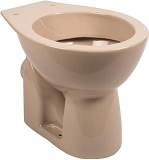 Sehr Laufen Stand Tiefspül WC erhöht auf 450 mm in bahama beige, mit  MD87