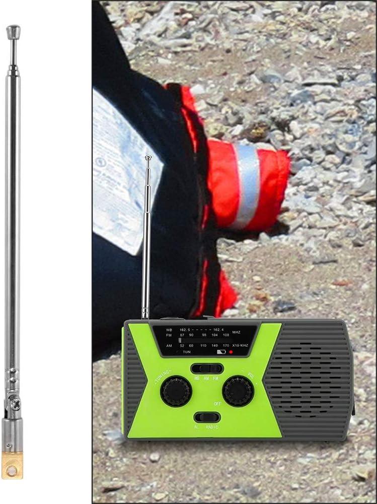 Sunsbell Replacement Telescopic Aerial Antenna TV Radio DAB AM//FM Receiver Telescopic Aerial Antenna
