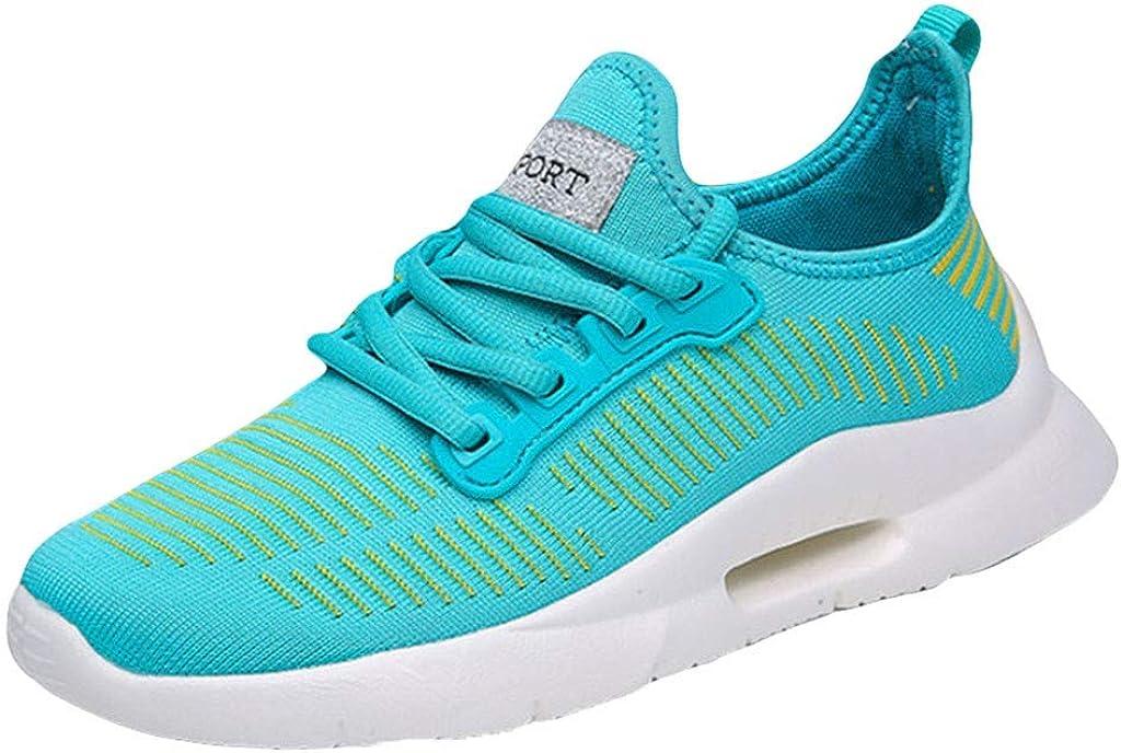 Zapatos de Mujer Malla Transpirable Zapatillas de Deporte de Moda ...