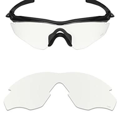 Mryok+ Polarized Replacement Lenses for Oakley M2 Frame / M2 Frame XL - HD  Clear