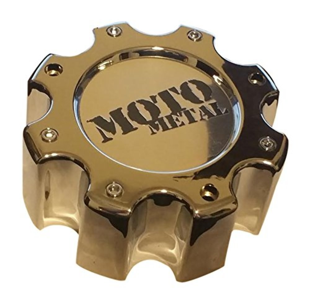 Moto Metal Cap M-793 M793CHROME Wheel Center Cap