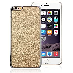 ABC(TM) Fashion Luxury Bling Glitter Chrome Hard Case Cover For iphone 6 Plus 5.5 Inch (Gold)