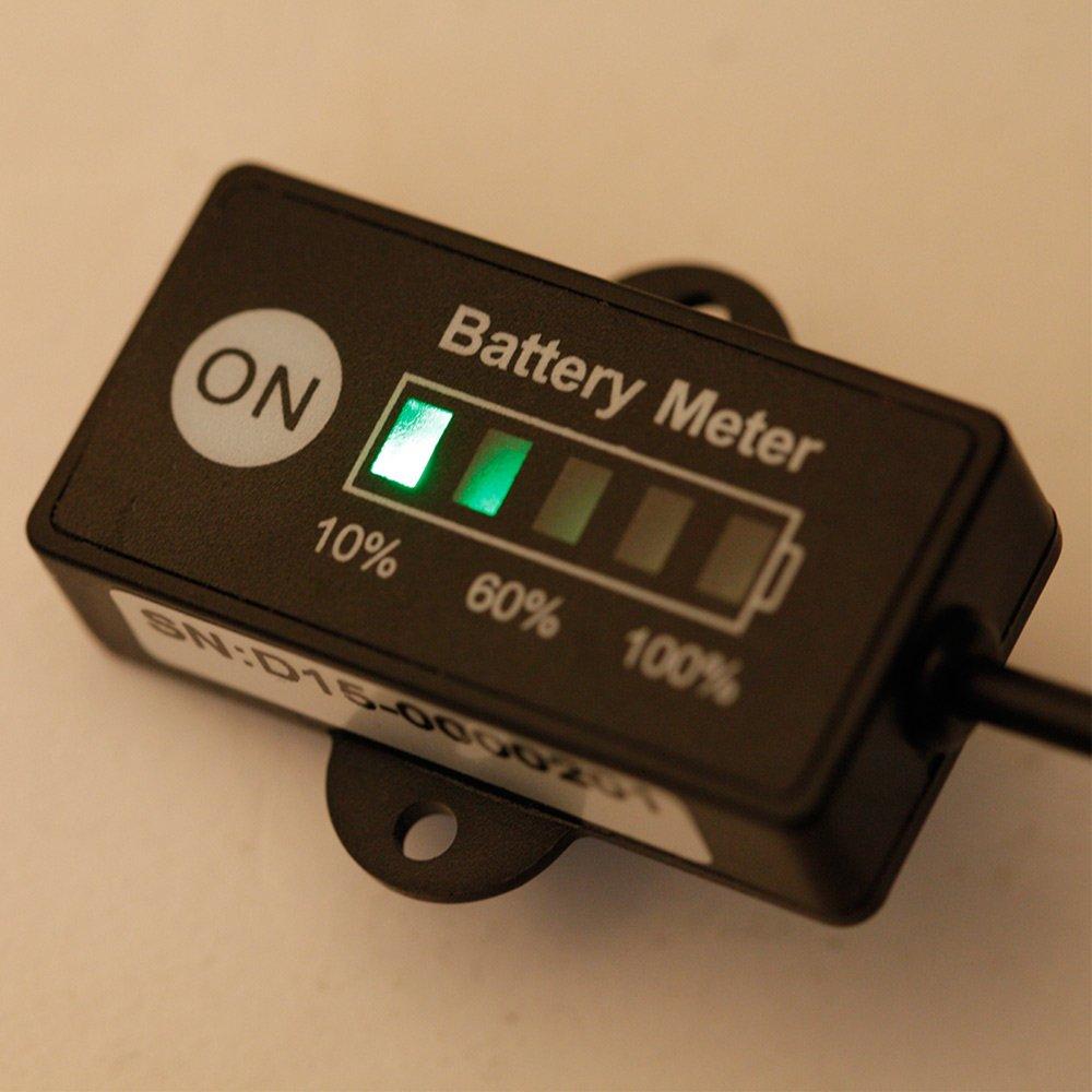 autobatterie zustandsanzeige