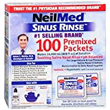 Best Neti Pots - NeilMed Sinus Rinse Refill Packets 100 ct Review