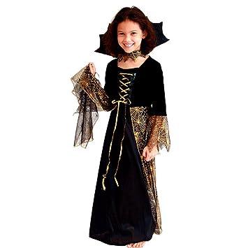 iikids del Carnaval disfraces de bruja de disfraz de grupo de ...