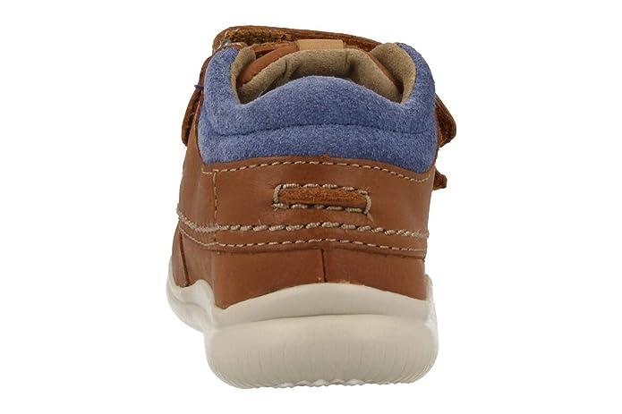 : CLARKS Shoe 26129881 CLOUDTUKTU FST TAN MARRO 22