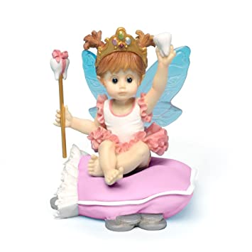 Amazon.com: Enesco My Little Kitchen Fairies Tooth Fairie Figurine ...