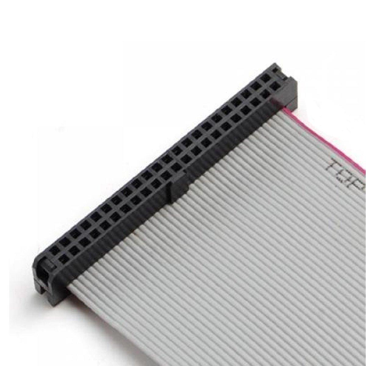 adaptare 49101 IDE-Flachbandkabel (5 cm (2,5 Zoll), 44-polig, Buchse ...
