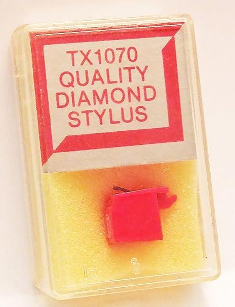 Genuine Technica aguja para DSN-82 Denon estéreo tocadiscos ...