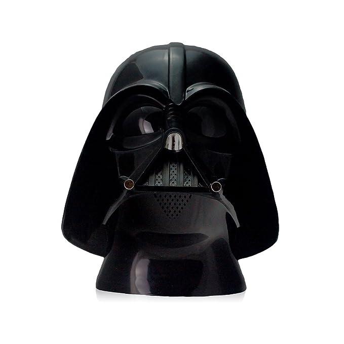 Darth Vader Firmado Casco En caso de exhibición: Amazon.es: Deportes y aire libre