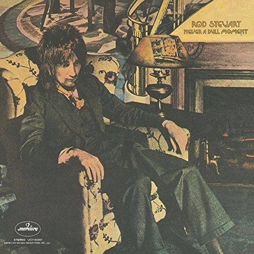 Rod Stewart - Never A Dull Moment (Japanese Mini-Lp Sleeve, Super-High Material CD, Japan - Import)