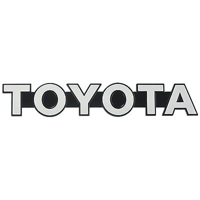 Toyota 75311-90K00 Radiator Grille Emblem: Automotive