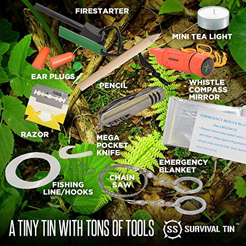 SharpSurvival-Survival-Tin-Emergency-Preparedness-Survival-Kit-10-Items