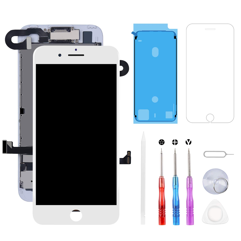 Modulo LCD Blanco para IPhone 8 Plus 5.5 Inch -182