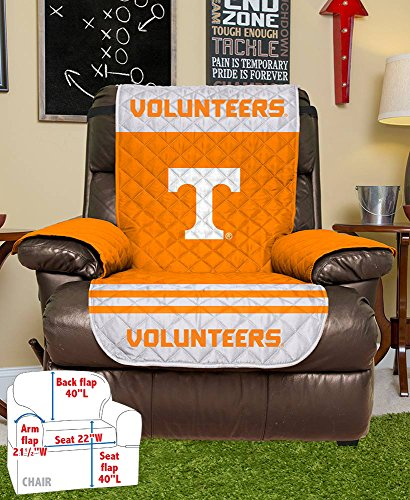 Matts Global Collegiate Chair/Recliner Covers Polyester Polyfill (Tennessee)