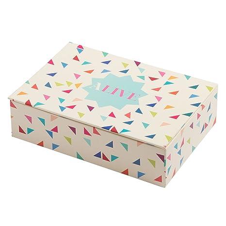 Creibo CBOX012 - Caja pequeña decorada