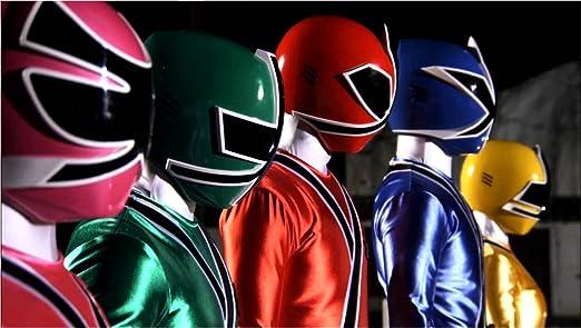 Power Rangers - Samurai/Die komplette Serie Francia Blu-ray ...