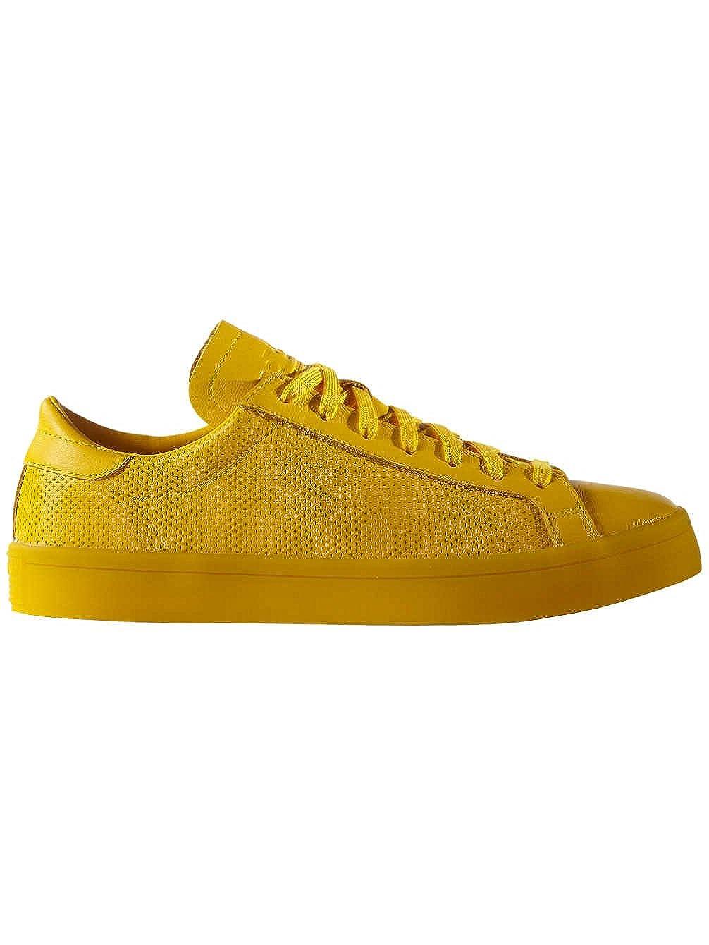 1f592db878 Amazon.com | adidas Originals Courtvantage Adicolor Mens Trainers Sneakers  | Track & Field & Cross Country