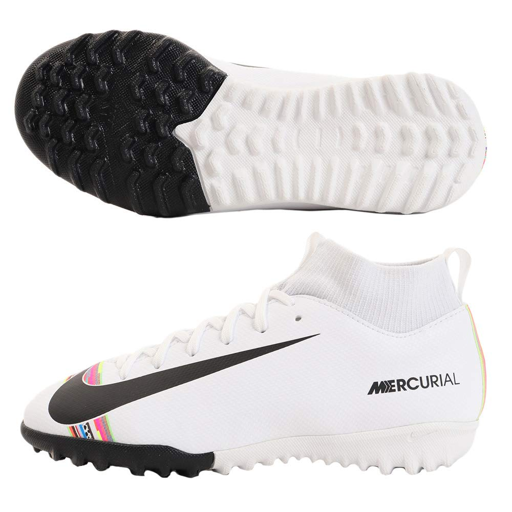 Nike Youth Soccer SuperflyX 6 Academy LVL UP Turf Shoes