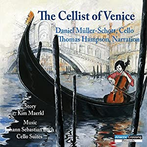 The Cellist of Venice Hörspiel