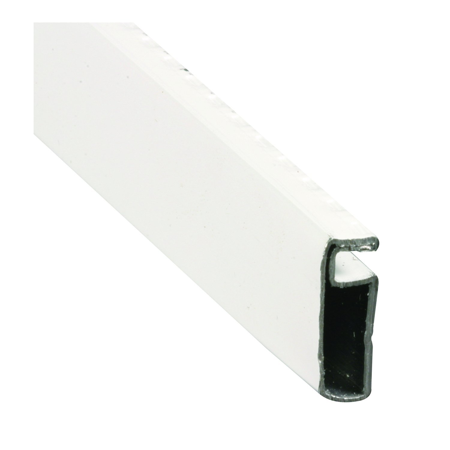 """5//16/"""" x 3//4/"""" x 72/"""" Prime-Line MP14074 Aluminum Screen Frame Cut to Size White Finish Uses 5//16/"""" x 3//4/"""" Screen Frame Corners Box of 20, 72/"""" pieces Build or Repair Window Screens"""