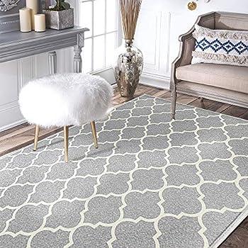 Amazon Com Trellis Area Rug Doormat Runner Rug Moroccan