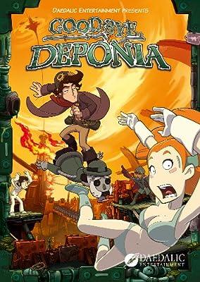 Goodbye Deponia Premium Edition [Online Game Code]