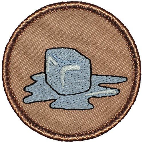 Melting Ice Cube Patrol Patch - 2