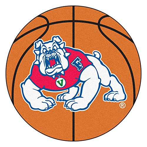 Fresno State University Basketball Area Rug ()