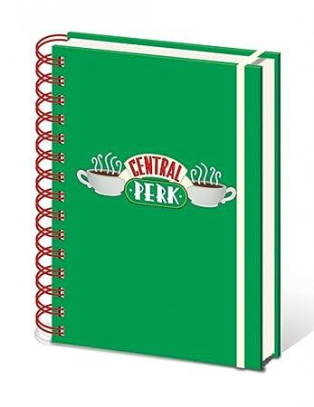 Stranger Things A5 Notizbuch One Sheet schwarz