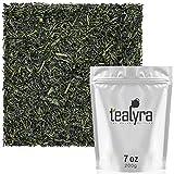 Tealyra - Gyokuro Ureshinocha - Japanese - Finest Hand Picked - Green Tea - Organically Grown - Loose Leaf Tea - Caffeine Level Medium - 200g (7-ounce)