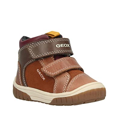 92f5e8aa43f39 Geox B Omar B, Sneakers Basses bébé garçon  Amazon.fr  Chaussures et ...
