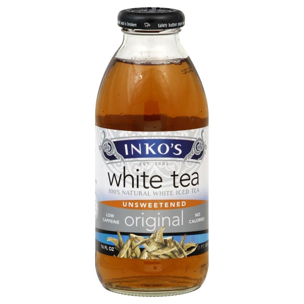 Inkos Tea Rtd Wht Unswt Orig Org