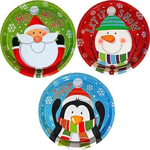 Set Of 3 Holiday Christmas 11