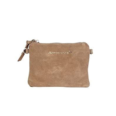 6bce5dee67 Angkorly - Sac à main DAIM Pochette et Clutche en bandoulière mini sac  Fourre-tout
