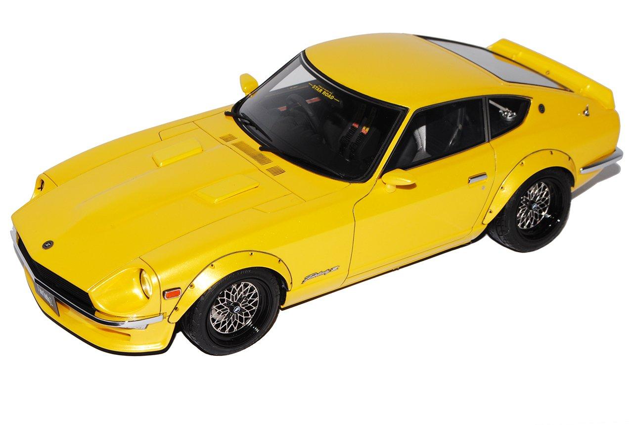 Ignition Nissan Fairlady Z S30 Coupe Gelb Gelb Gelb Datsun 240Z IG 0650 1/18 Model Modell Auto bfa22d