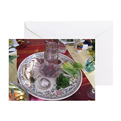 Amazon cafepress passover seder greeting card note card cafepress passover seder greeting card note card birthday card blank inside m4hsunfo
