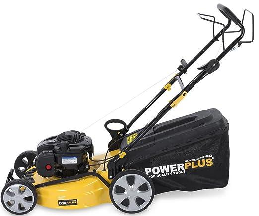 POWERPLUS POWXG60310 - Cortacésped 125cc 460mm b&s: Amazon.es ...
