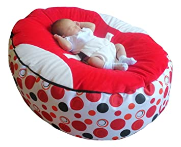 Swell Extra Large Baby Bean Bag With Adjustable Safety Harness 2 Bralicious Painted Fabric Chair Ideas Braliciousco