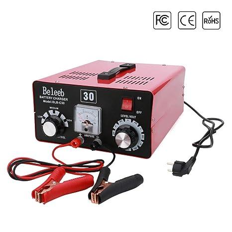 Admirable Amazon.fr : Chargeur de batterie intelligent automatique 12V / 24V WT-61